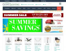 GoingLighting.com Coupon