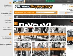 Fitness Superstore Discount Code