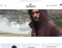 Gandys Voucher Code