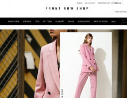 Front Row Shop Coupon &