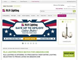 RLA Lighting Coupon