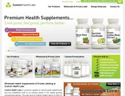 Custom Health Labs Promo Codes 2018