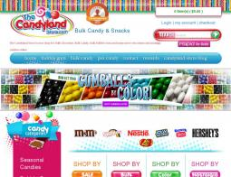 The Candyland Store Coupon