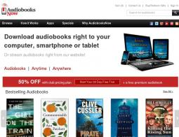 Audiobooks Now Promo Code