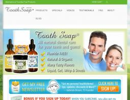 Tooth Soap Coupon