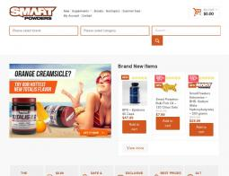SmartPowders Coupon