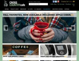 Cross Country Cafe Promo Codes 2018