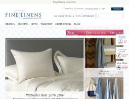 Fine Linens