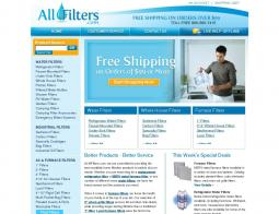 All Filters Coupon Codes
