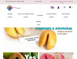 Fancy Fortune Cookies Coupon Codes