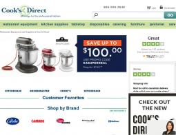 Cook's Direct, Inc. Coupon Codes