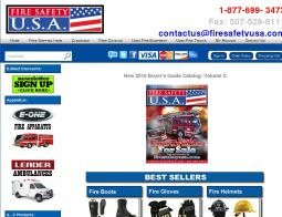 Fire Safety USA Coupon Codes