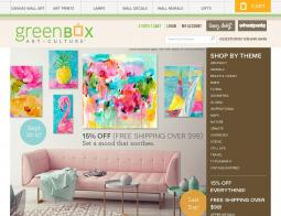 Green Box Art Coupon Codes