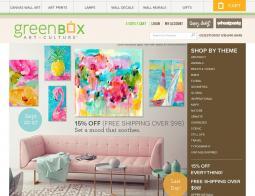 Green Box Art