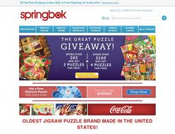 Springbok Coupon Codes 2018