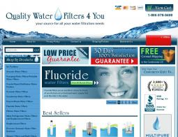 Quality Water Filters 4 You Coupon Codes