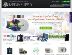Media Supply Coupon Codes