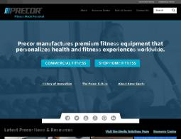 Precor USA Coupon Codes 2018