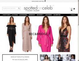 SpottedOnCeleb Coupons