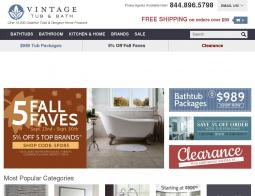 Vintage Tub Coupon Codes