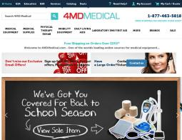 4MD Medical Solutions Promo Codes 2018