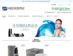 Mediderm Laboratories Promo Codes 2018