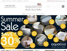 Aquatica Bath USA Promo Codes