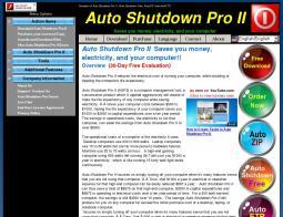 Auto Shutdown Pro II Promo Codes