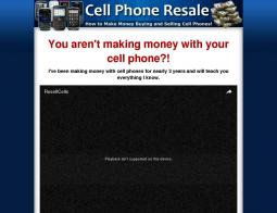 Cell Phone Resale Promo Codes