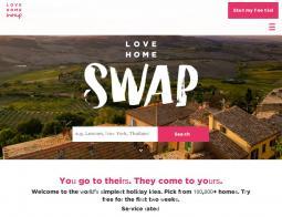 Love Home Swap Promo Codes