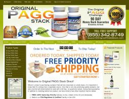Original PAGG Stack Promo Codes