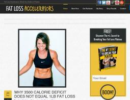Fat Loss Accelerators Promo Codes