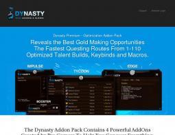 Dynasty Addons Promo Codes 2018
