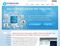 Full Video Converter Promo Codes