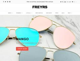 FREYRS Promo Codes