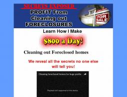 Foreclosure Cleaning Business Promo Codes