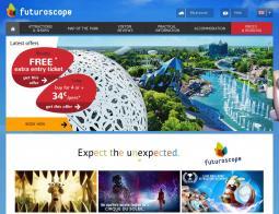 Futuroscope Discount Code 2018