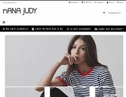 Nana Judy Promo Codes