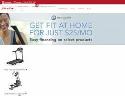 Horizon & Vision Fitness Promo Codes 2018