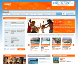 easyJet holidays Discount Codes 2018