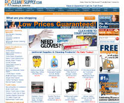 Clean It Supply Coupons