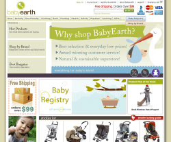 Baby Earth Coupons