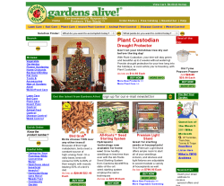 Gardens Alive Coupon