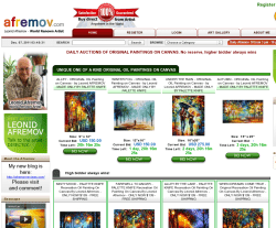 Afremov Coupon 2018
