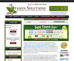 DR Vitamin Solutions Coupon 2018