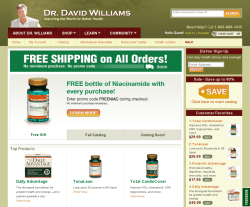 Dr David Williams Promo Codes