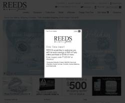 Reeds Coupon