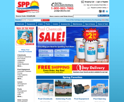 Pool Products Coupon