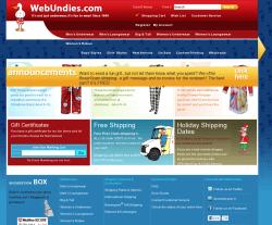 WebUndies Coupon