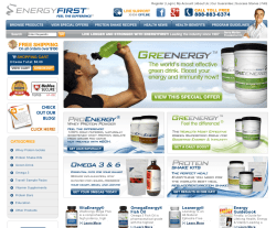 EnergyFirst Coupon 2018